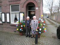 60 jarig huwelijk echtpaar Verbeek