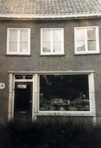 Groentewinkel De Schans 87 ca.1970