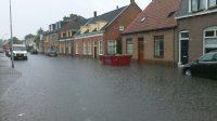 wateroverlast 27 juli 2014
